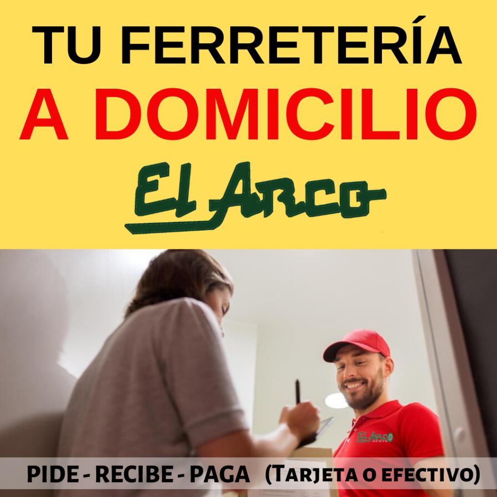 FERRETERIA EL ARCO A DOMICILIO